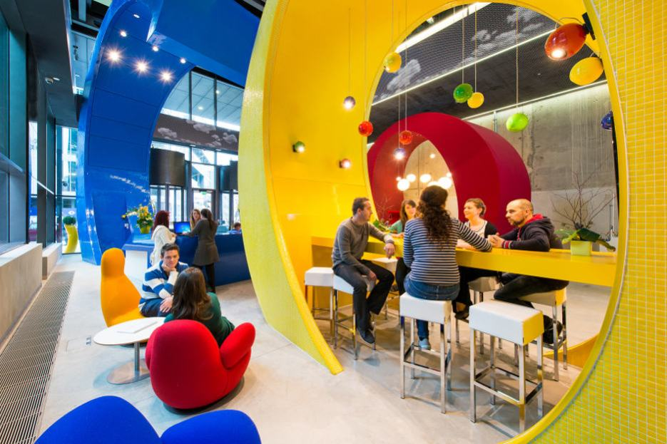 google-office-design