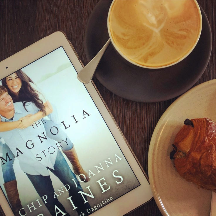 Book Club The Magnolia Story